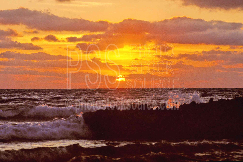 Sunset,rocks,wave,nature,seascapes,coast