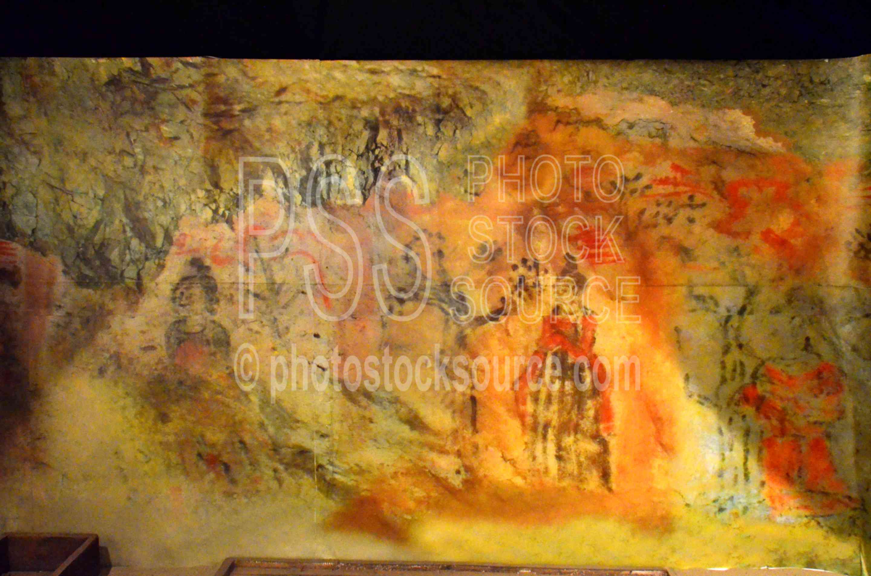 Photo of Tomb Murals by Photo Stock Source archeology