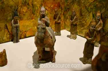 Mingqi Terracotta Figures