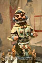 Mingqi Terracotta Figure