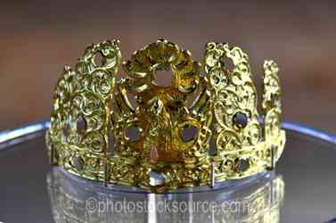 Golden Diadem of Bilge Khan