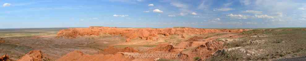 Edge of Flaming Cliffs