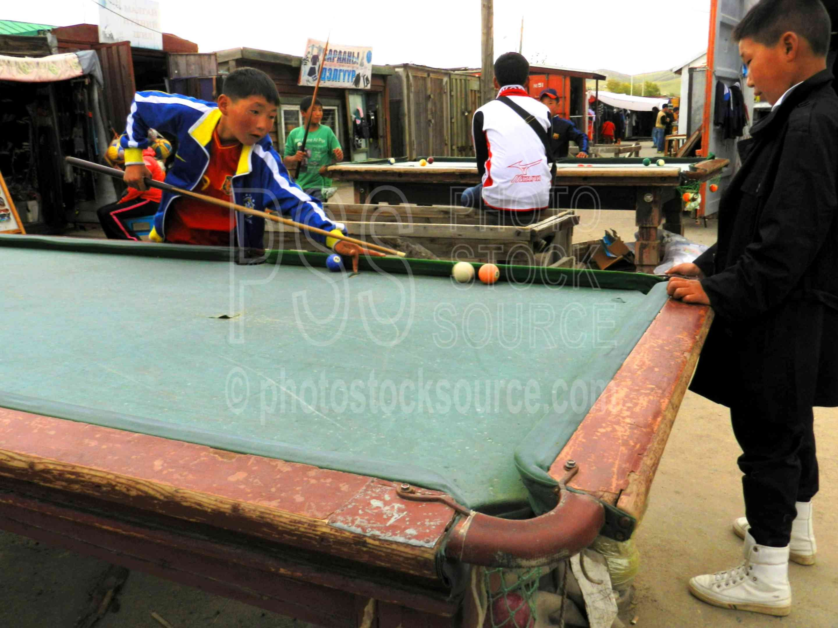 Boys Playing Pool,pool,table,market,goods,shopping,consumers,buy,sell,sales