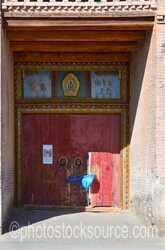 Erdene Zuu Monastery Doors