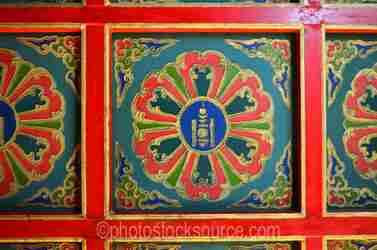 Dalai Lama Sum Ceiling
