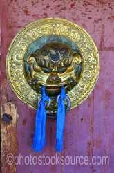 Temples Door Pull