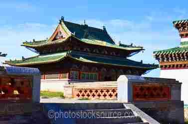 Zuun Zuu Temple