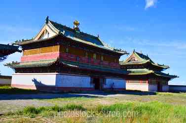 Erdene Zuu Khiid Temples