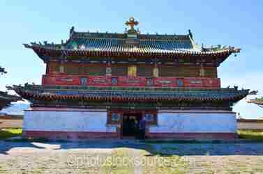 Zuu of Buddha Temple