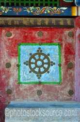 Zuu of Buddha Temple Design