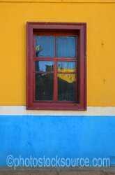 Gandan Monastery Window