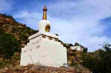 Ovgon Monastery Shrine