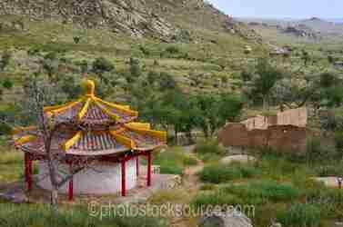 Ovgon Monastery Ruins