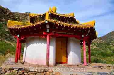 Dunchuur Maani Temple
