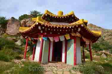 Bumanbazarsad Temple