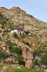 Ovgon Monastery Temple