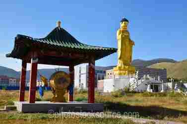 Shagjamouni Buddha Statue