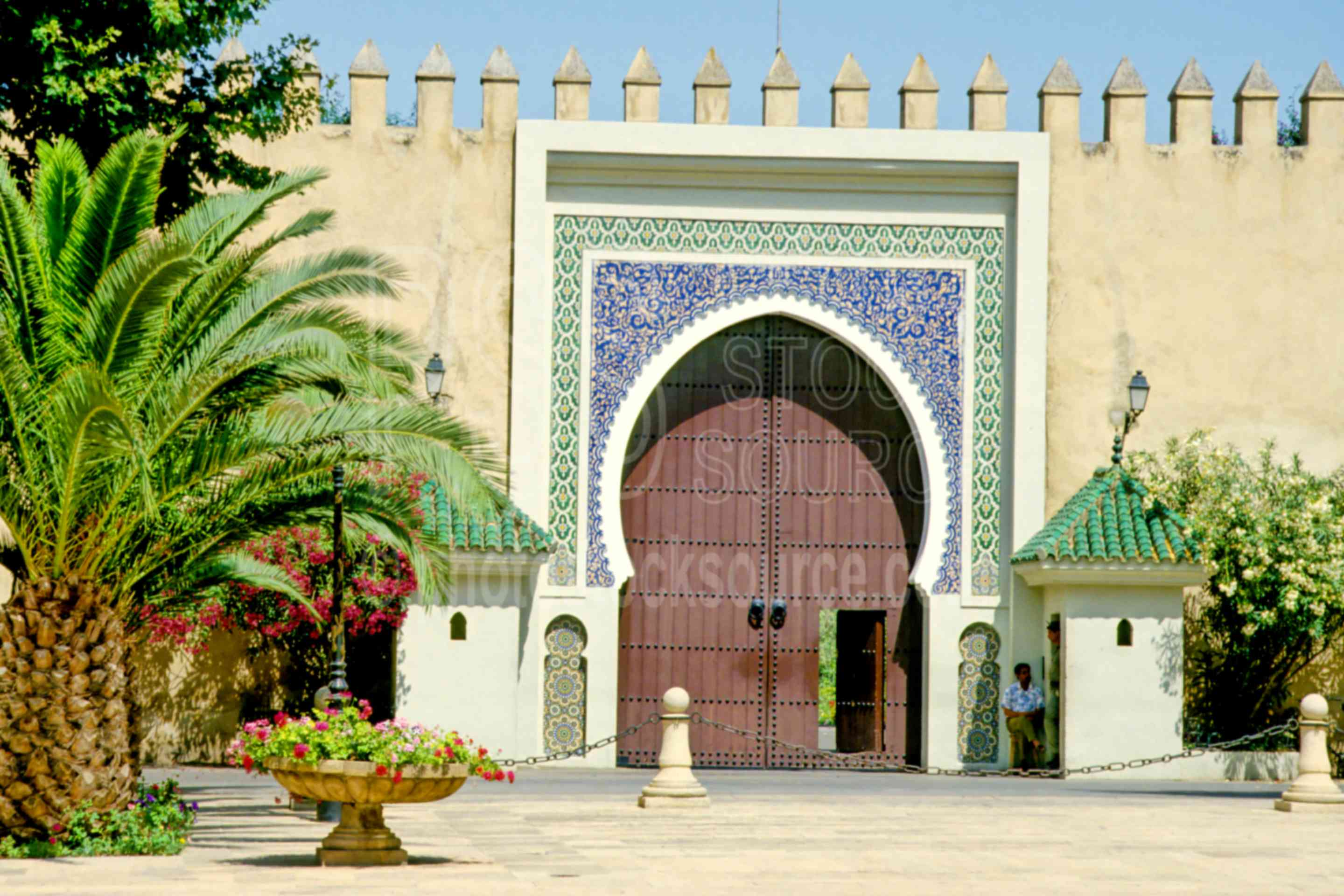 Royal Palace,door,fezs,gate,palace,morocco mosques