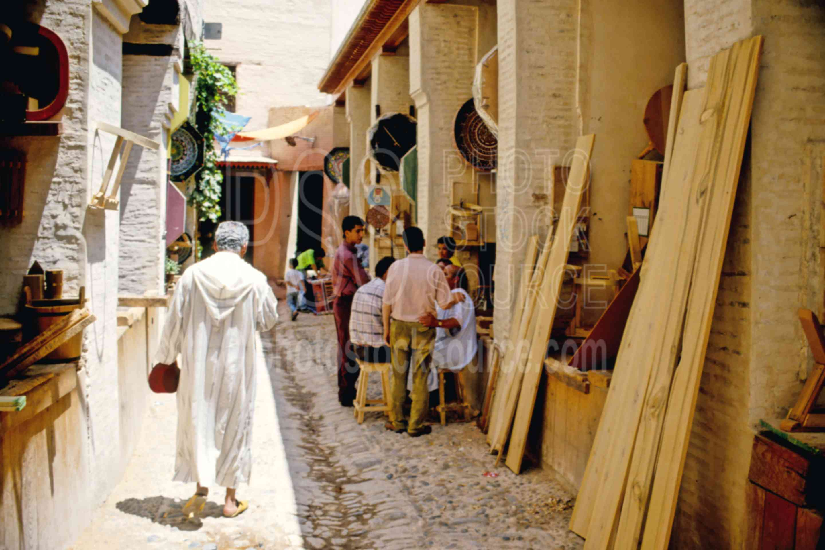 Wood Workers Market,carpenter,fezs,wood,work,worker,morocco markets,cargo