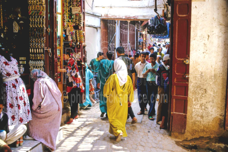 In the Medina,fezs,market,medina,shop,morocco markets