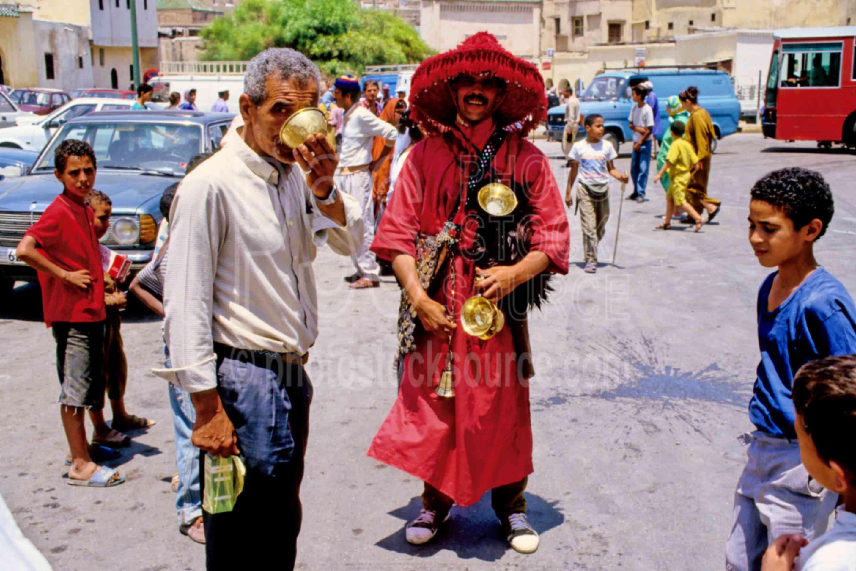 Water Seller,alley,fezs,market,medina,street,work,worker,fezs