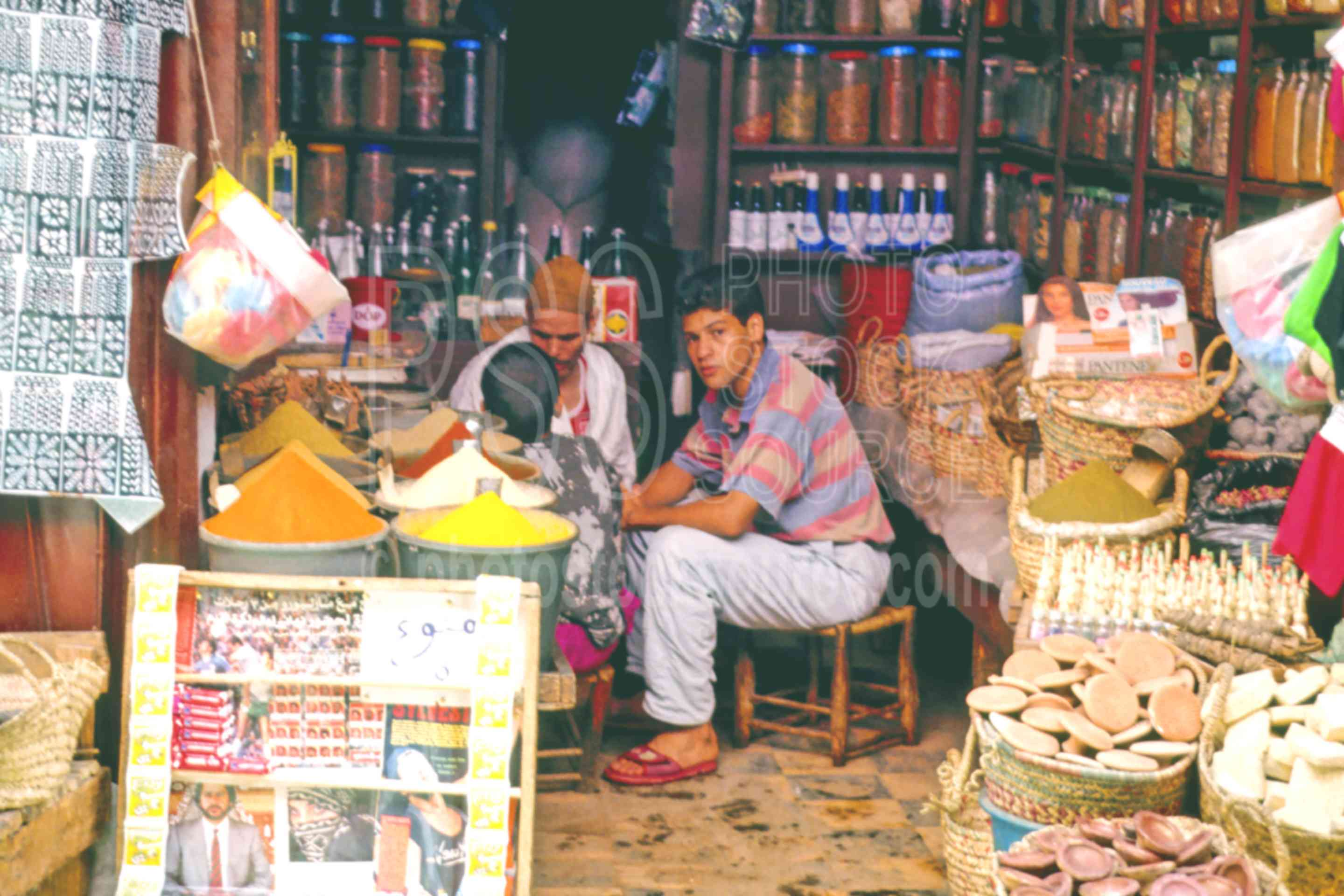 Store Front,boys,seller,store,work,worker,morocco markets