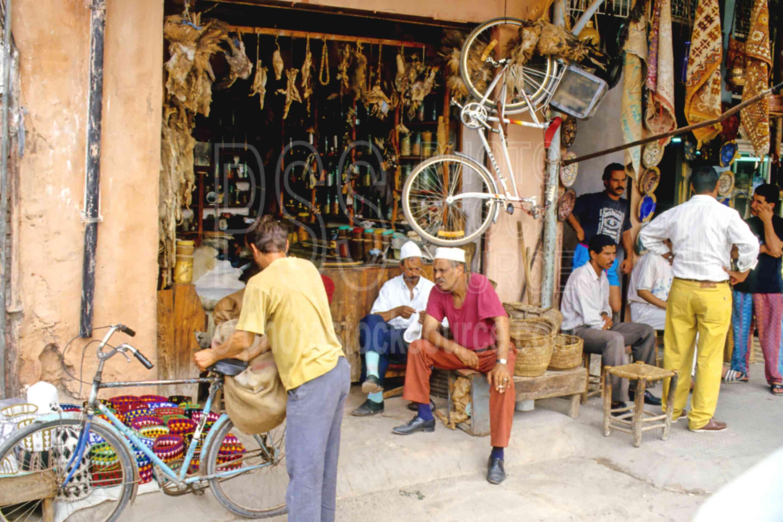Shop in the Medina,market,medina,mens,shop,morocco markets