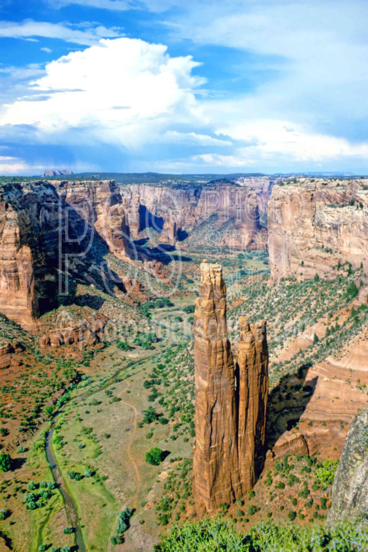 Spider Rock,navajo,usas,native american