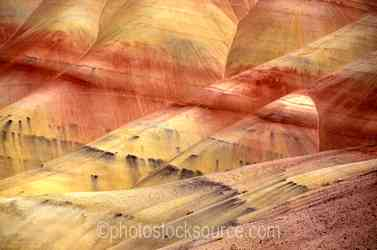 Painted Hills Colors
