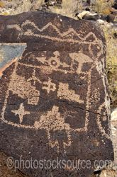 Collection of Petroglyphs