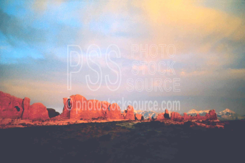 Red Rock Sunset,red rock,sunset,usas,national park,nature,national parks