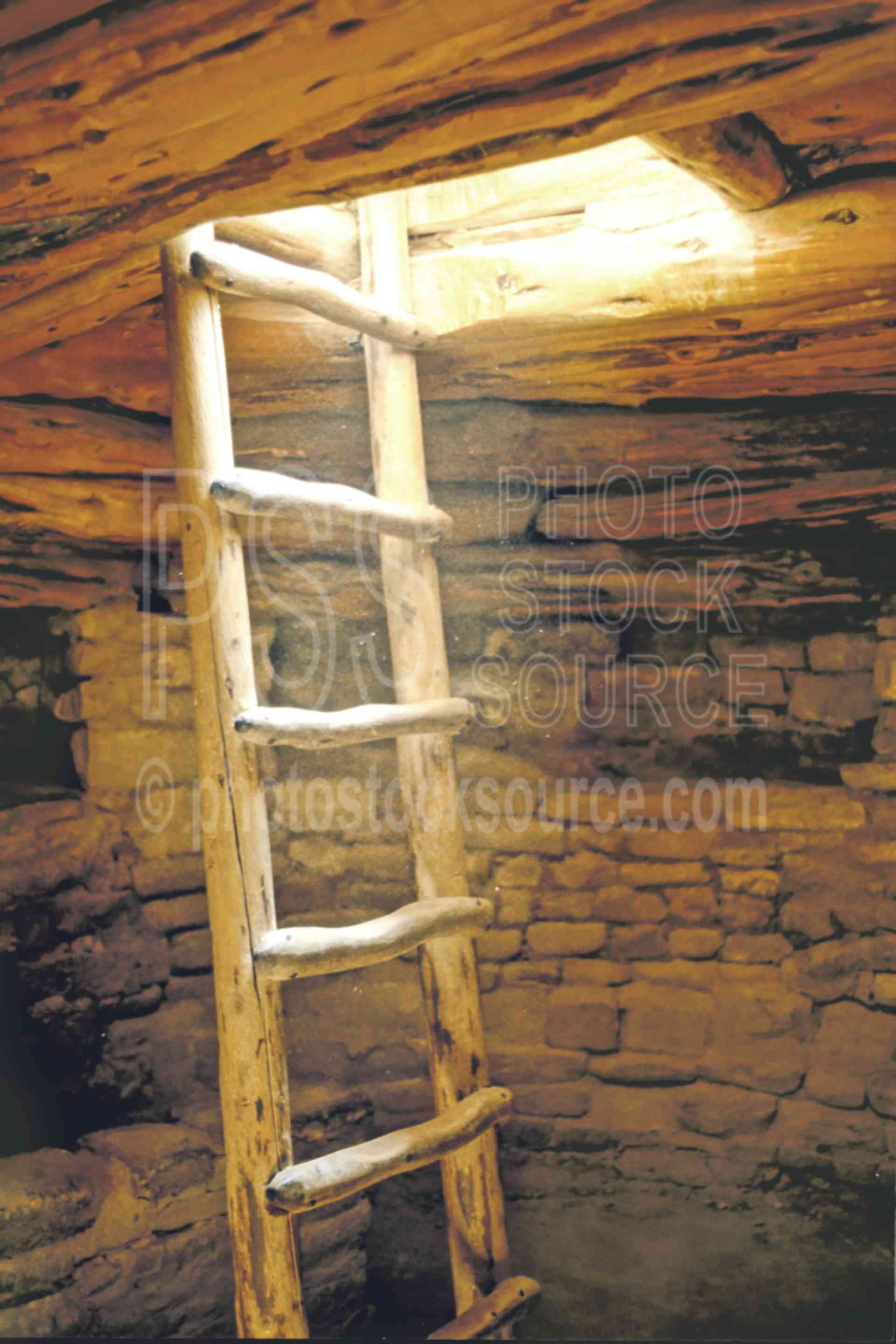 Kiva Ladder,anasazi,kiva,spruce tree house,usas,national park,nature,national parks,native american