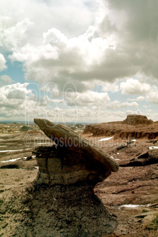 Eroded Rock,painted hills,rock,usas,national park,nature,national parks