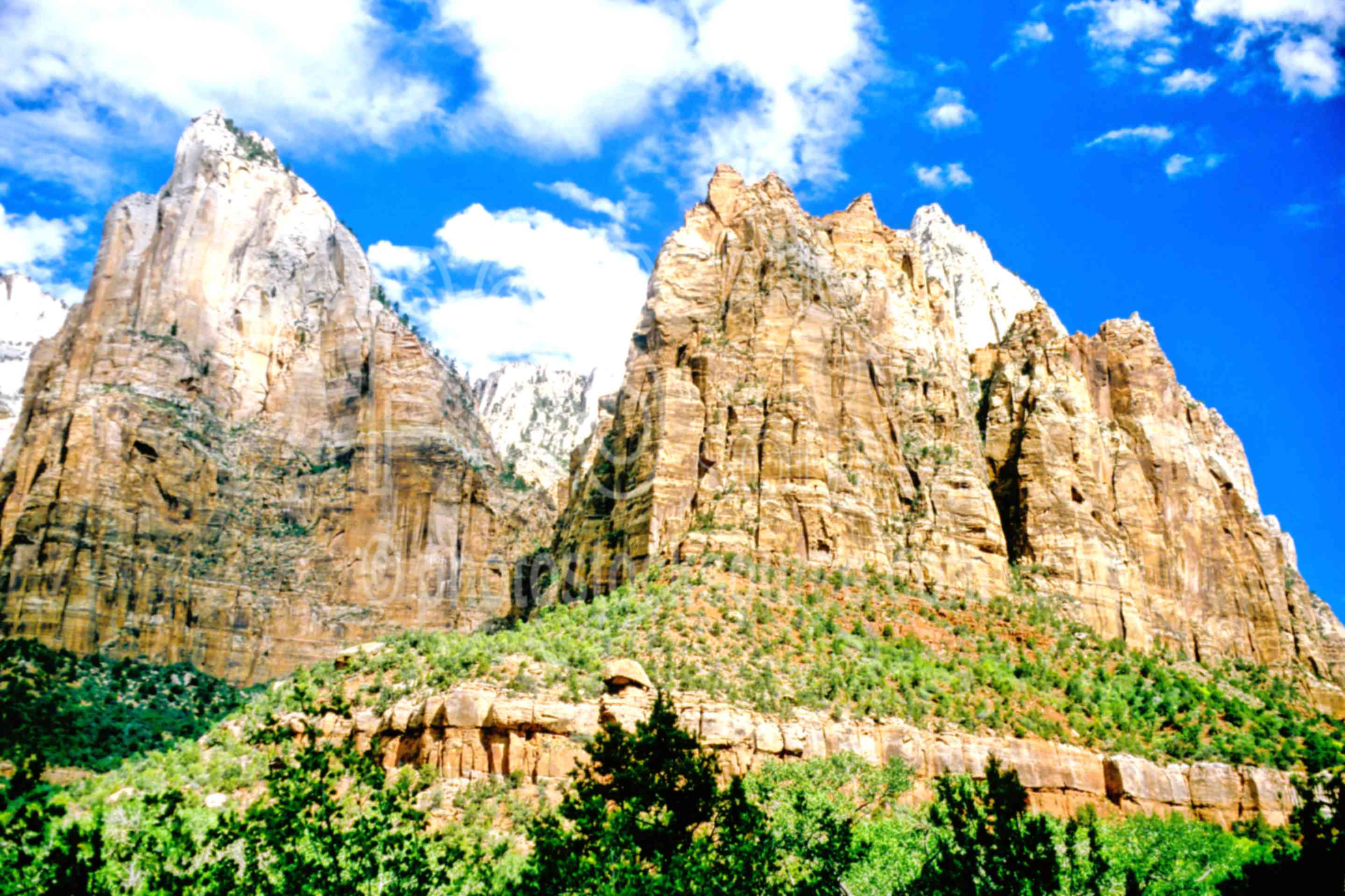 Three Patriarchs,usas,national park,nature,national parks
