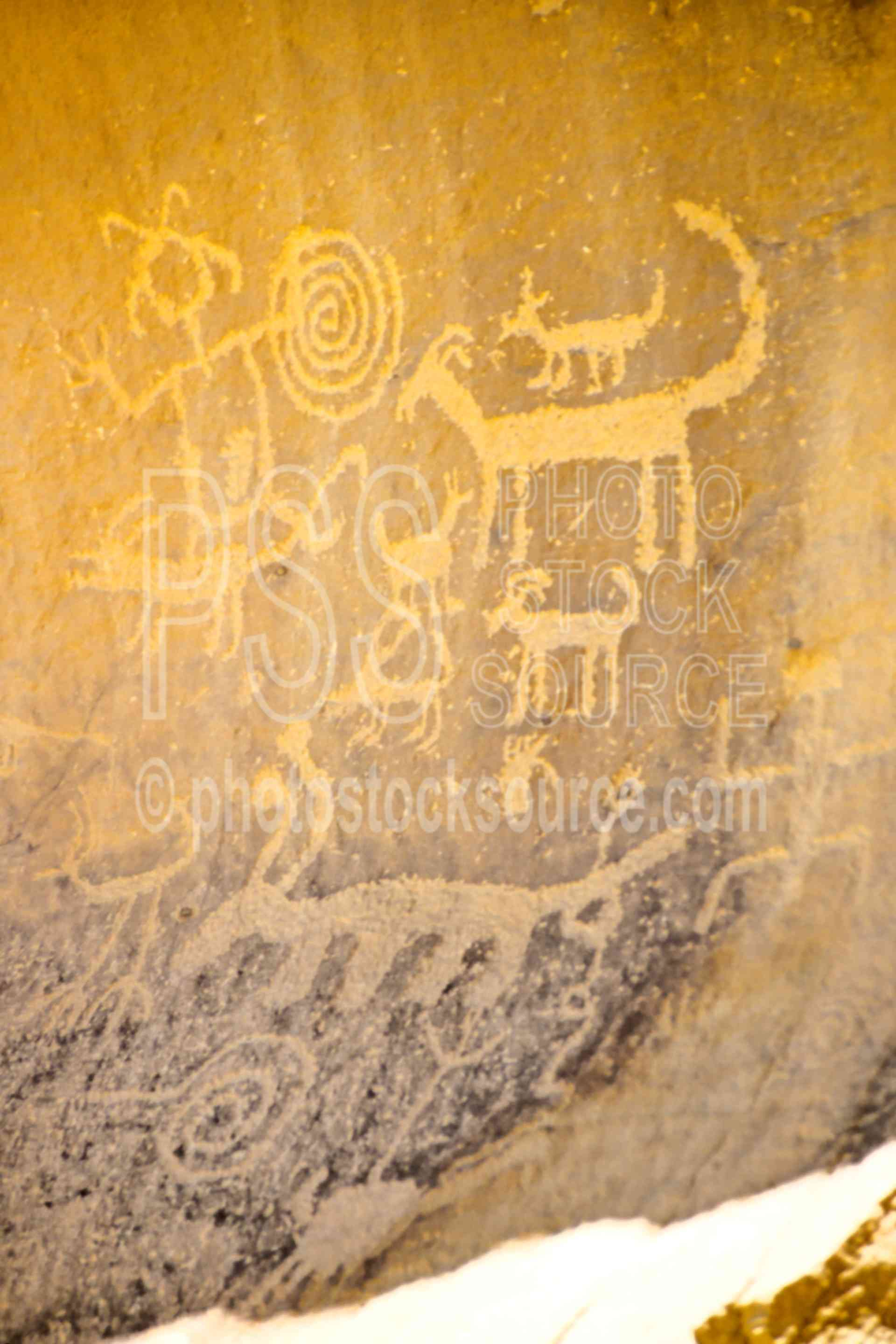 Photo Of Animals And Symbols By Photo Stock Source Ruin Chaco