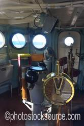 USCGC Steadfast Wheelhouse
