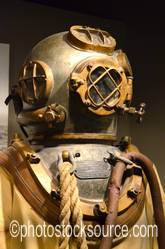 Mark V Deep Sea Diving Suit