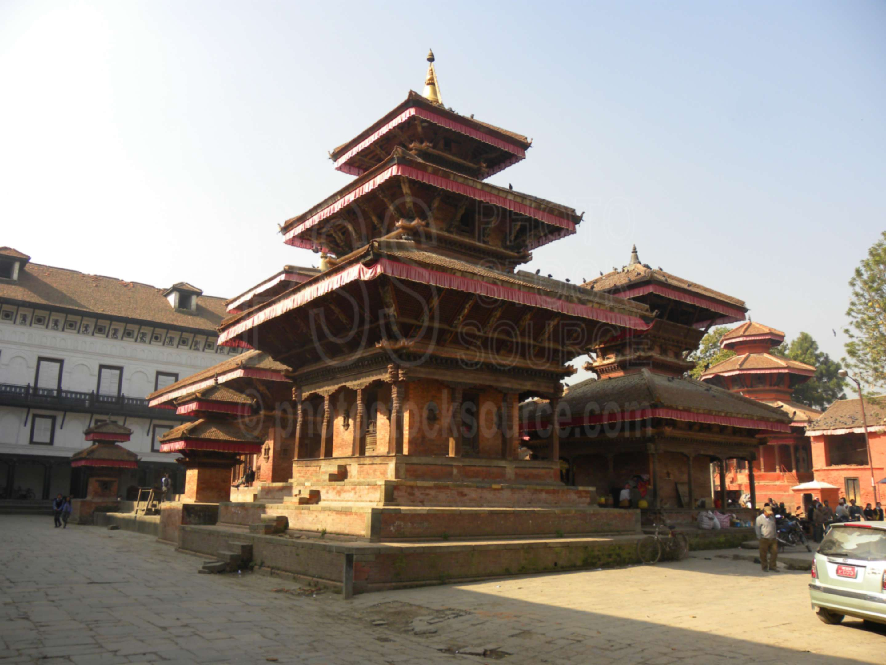 Narayan Temple,temple,square,courtyard,temples