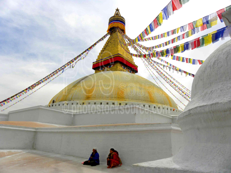 Boudhanath Stupa Prayer Flags,bouddhanath,bodhnath,baudhanath,stupa,religious,temple,worship,prayer flags,temples