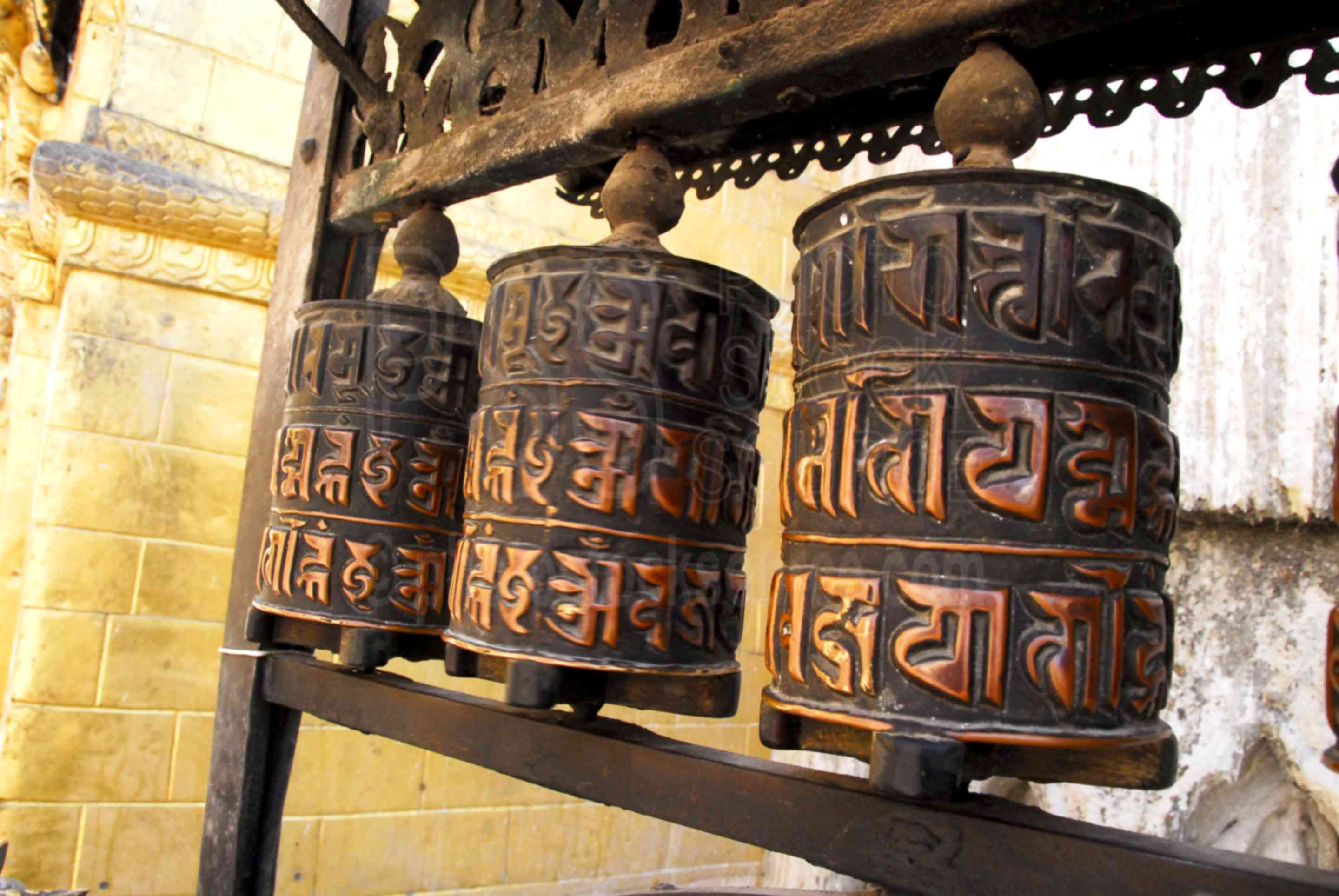 Prayer Wheels,shrine,temple,worship,buddhist,religious,monkey temple,prayer,wheel,architecture,temples