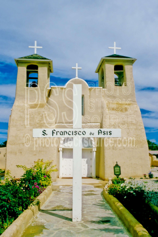 San Francisco de Asis,church,usas,US Churches,churches