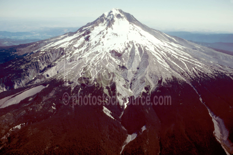 Mt. Hood,aerial,mount,usas,mountains,aerials