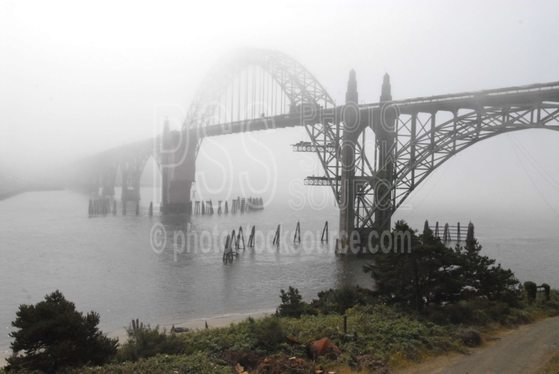 Yaquina Bay Bridge,bay,harbor,architecture