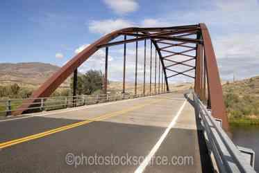 Clarno Bridge