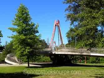 Peter Defazio Bike Bridge