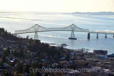 Astoria and Columbia River