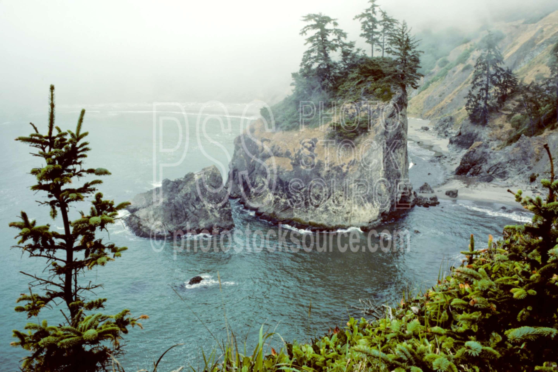 Sea Stack,boardman state park,usas,nature,seascapes,coast