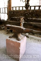Photo of Blacksmith Shop Anvil