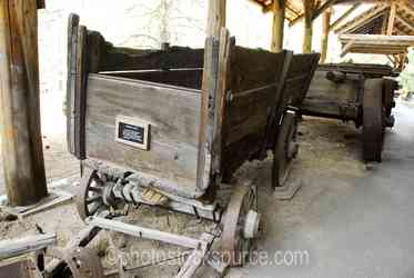 Photo of Sawdust Cart