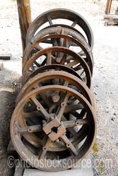 Photo of Steel Wheels